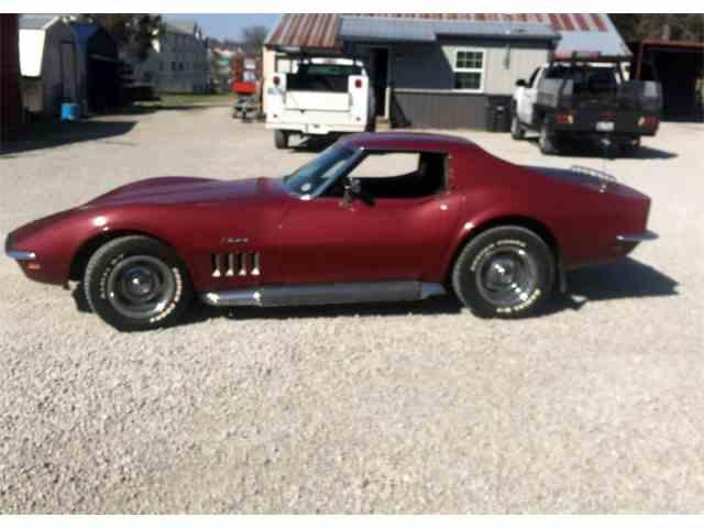 1969 Chevrolet Corvette | 968756