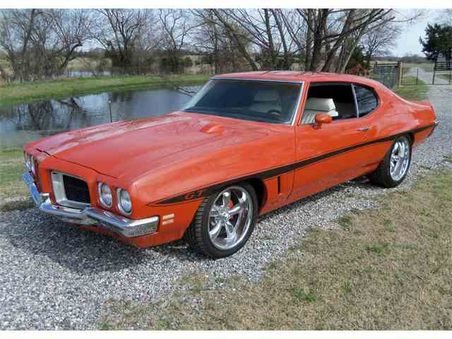 1972 pontiac le mans - photo #30