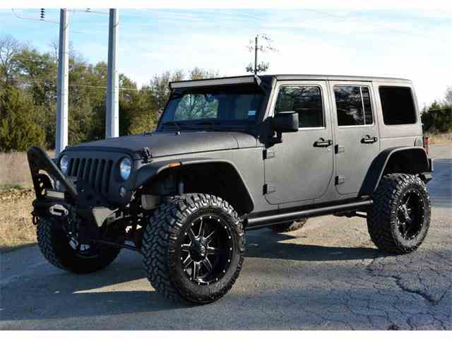 2014 Jeep Wrangler Sahara Unlimited | 968758