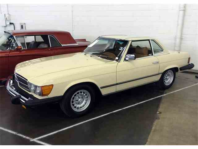 1979 Mercedes-Benz 450SL | 968762
