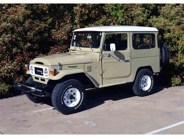 1984 Toyota Land Cruiser FJ | 968765