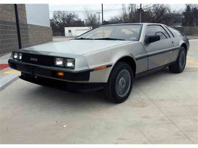 1981 DeLorean DMC-12 | 968767