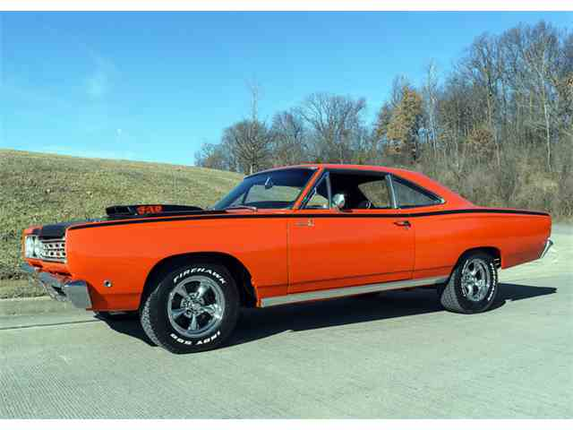 1968 Plymouth Road Runner | 968771