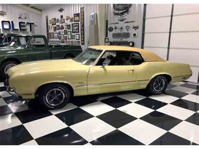 1972 Oldsmobile Cutlass Supreme | 968782