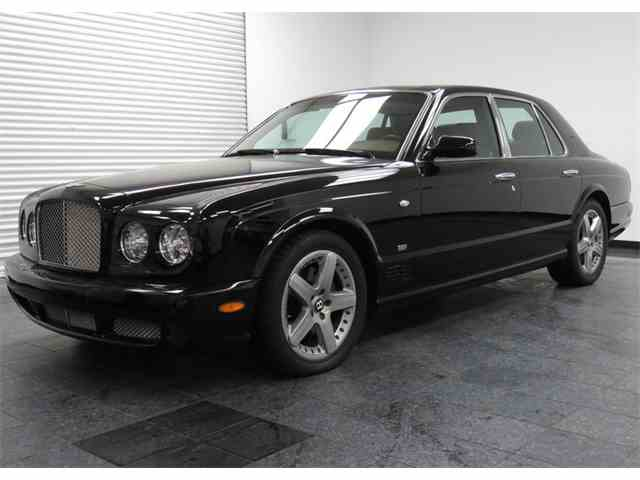 2006 Bentley Arnage Mulliner Special | 968786