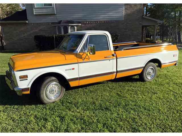 1972 Chevrolet C/K 10 | 968787