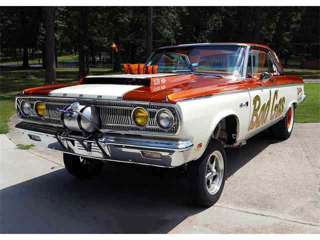"1965 Dodge Coronet ""Bad Gas"" 