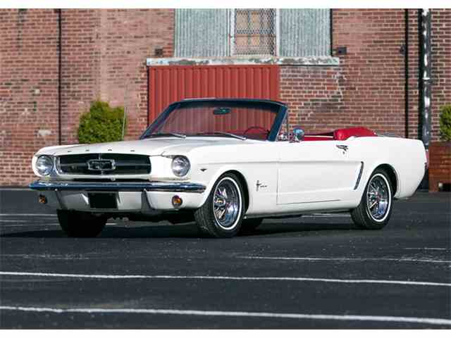 1965 Ford Mustang | 968797