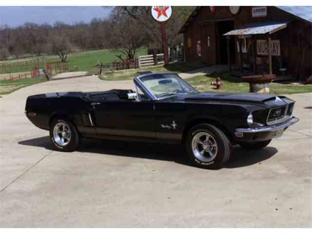 1968 Ford Mustang | 968803