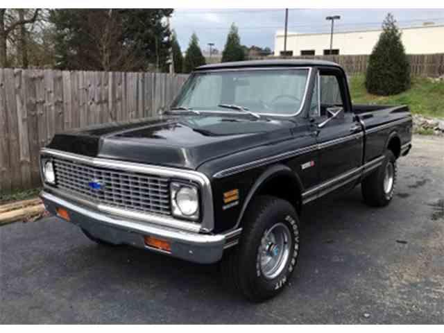 1972 Chevrolet Cheyenne | 968806