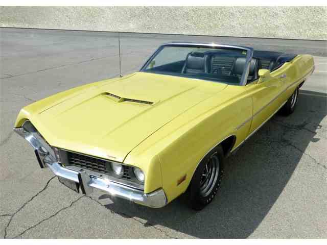 1971 Ford Torino | 968811