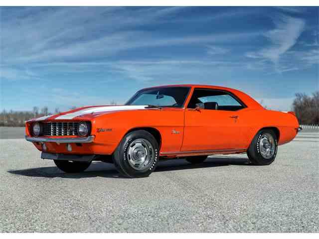 1969 Chevrolet Camaro Z28 | 968814