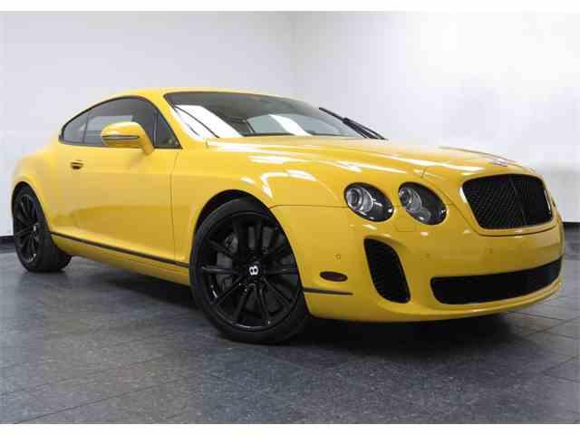 2010 Bentley Continental Supersports Ltd | 968815