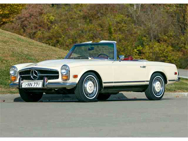 1969 Mercedes-Benz 280SL | 968819