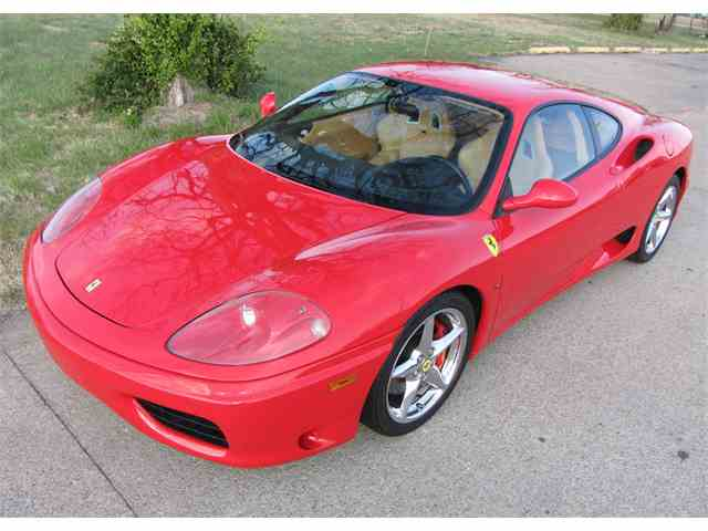 2001 Ferrari 360 | 968820