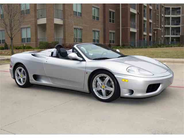 2004 Ferrari 360 | 968822