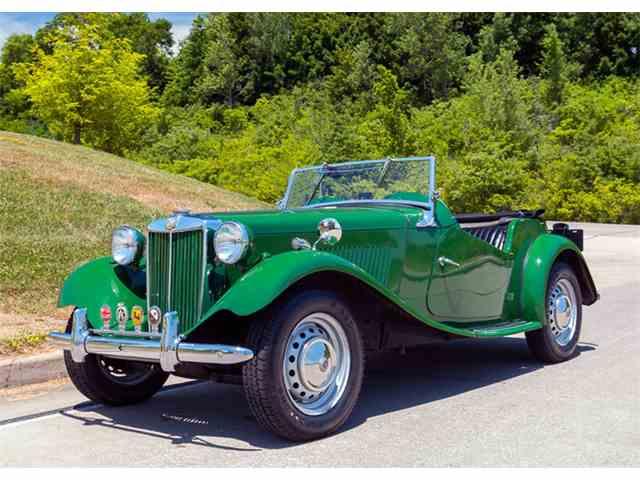1951 MG TD | 968835