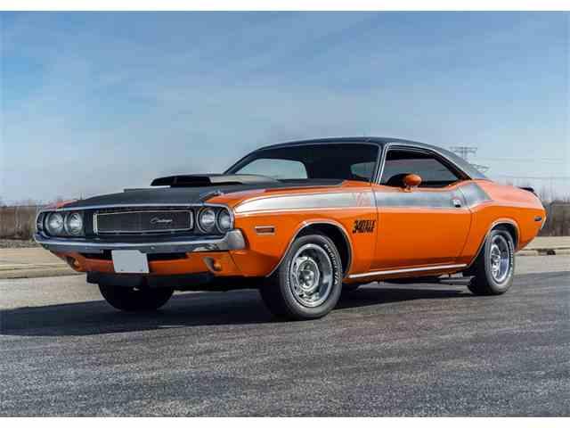 1970 Dodge Challenger | 968836