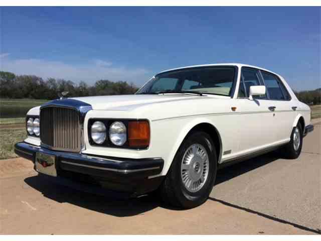1989 Bentley Mulsanne S | 968837