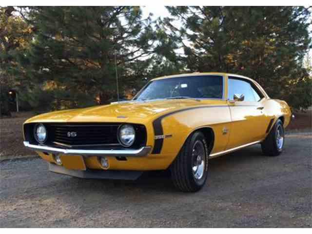 1969 Chevrolet Camaro SS | 968839