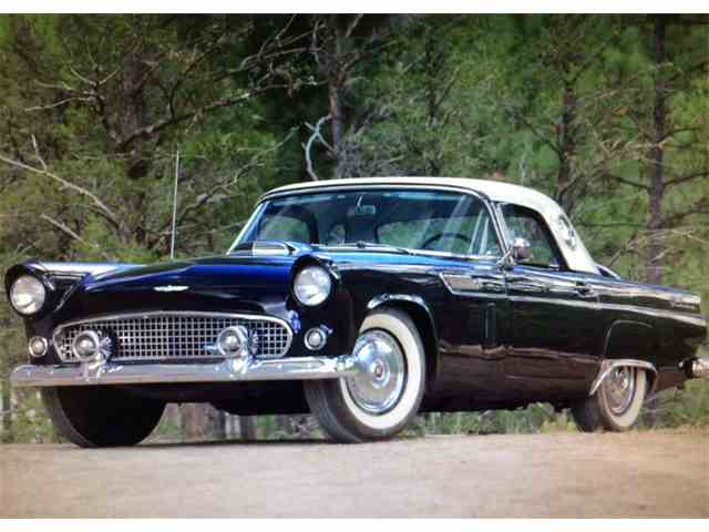 1956 Ford Thunderbird | 968840