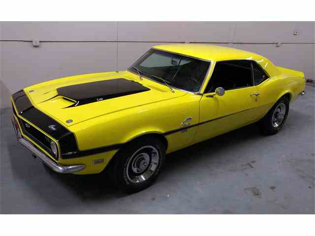 1968 Chevrolet Camaro | 968842