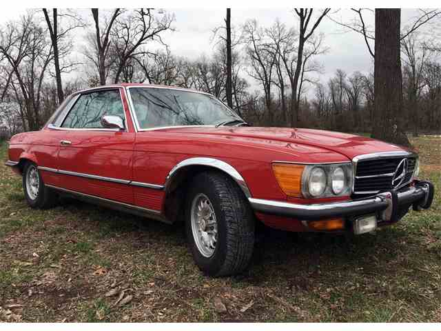 1973 Mercedes-Benz 450SL | 968847