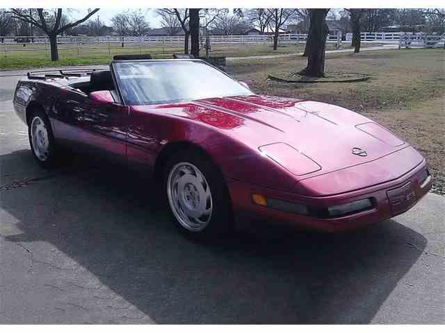 1991 Chevrolet Corvette | 968854