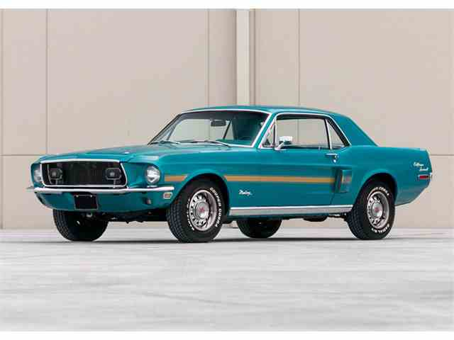 1968 Ford Mustang California Special | 968857