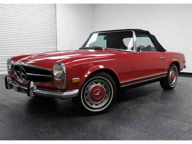 1971 Mercedes-Benz 280SL | 968859