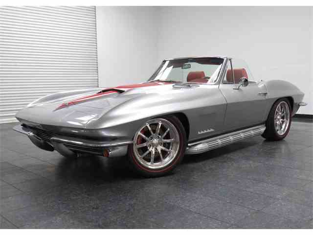 1963 Chevrolet Corvette Stingray Resto Mod | 968860