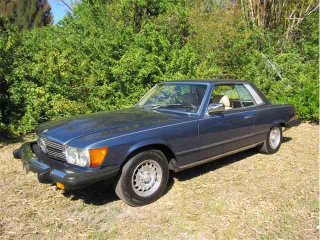 1980 Mercedes-Benz 450SL | 968862