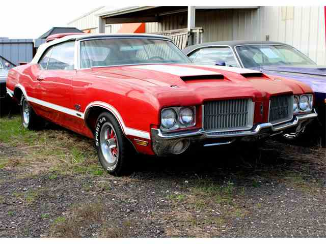 1970 Oldsmobile Cutlass Supreme 442 W30 Tribute