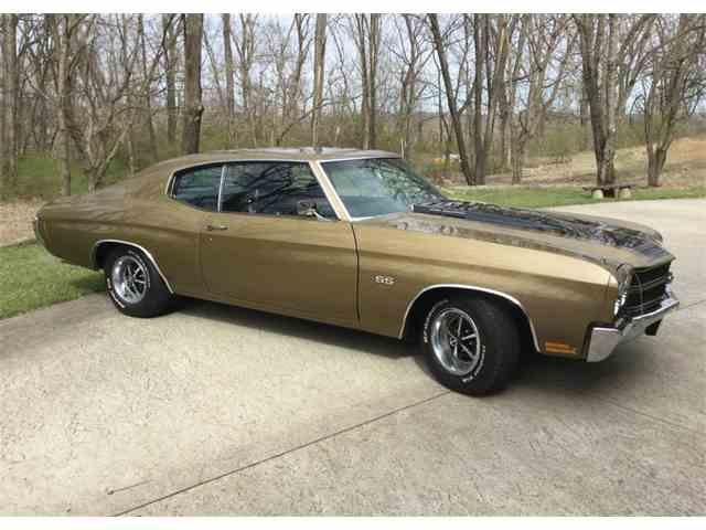 1970 Chevrolet Chevelle SS | 968868