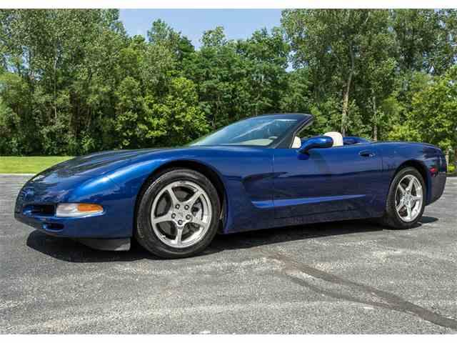 2004 Chevrolet Corvette | 968869
