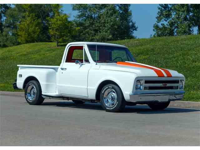 1967 Chevrolet C/K 10 | 968871
