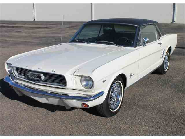 1966 Ford Mustang | 968873