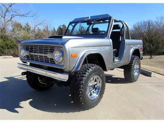 1976 Ford Bronco | 968877