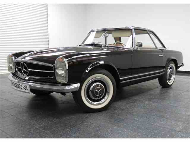 1966 Mercedes-Benz 230SL | 968879
