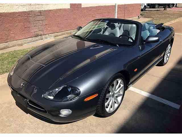 2005 Jaguar XK8 | 968886