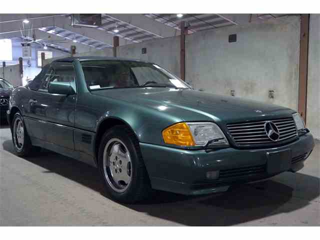 1992 Mercedes-Benz 500SL | 968888