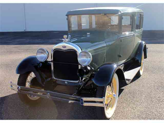 1929 Ford Model A | 968890