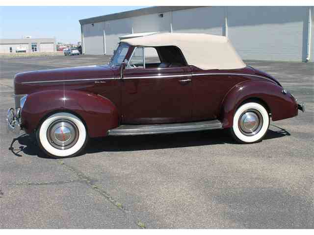 1940 Ford Convertible | 968893