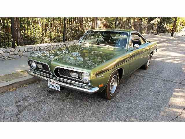 1969 Plymouth Barracuda | 968897