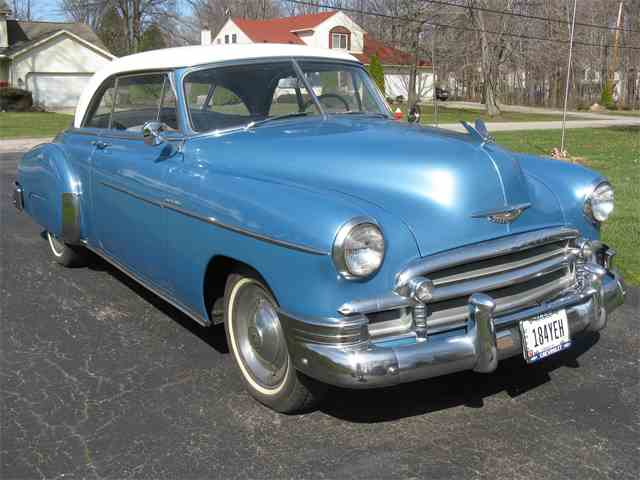 1950 Chevrolet Bel Air | 968898
