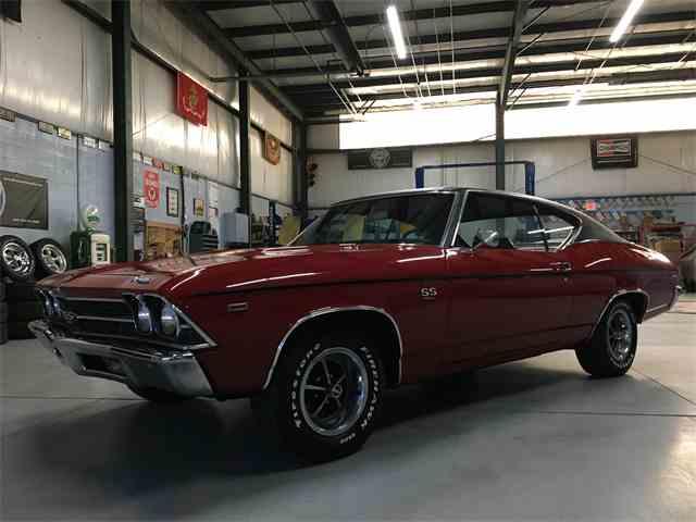 1969 Chevrolet Chevelle SS | 968899
