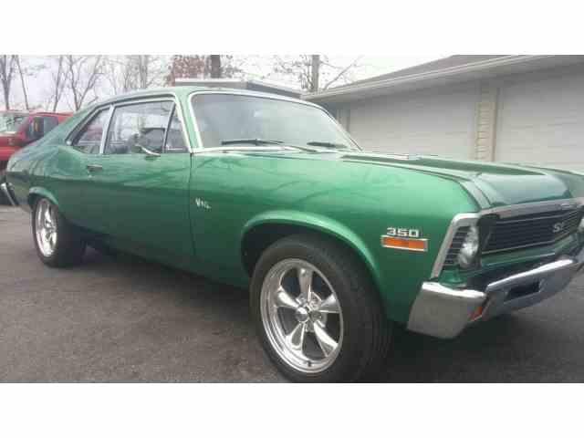 1972 Chevrolet Nova SS | 968903