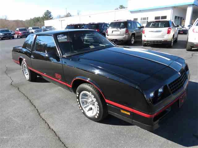 1987 Chevrolet Monte Carlo SS | 968907