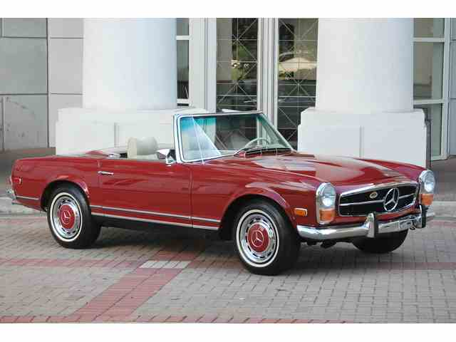 1970 Mercedes-Benz 280SL | 968912