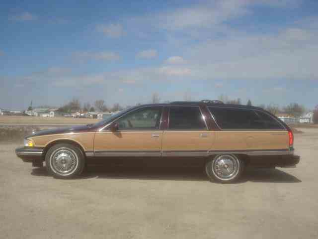 1996 Buick Roadmaster Estate  Wagon | 968913
